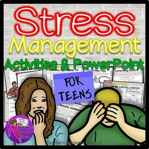 These days, students seem to be under so much pressure from exams and modern life, that it is crucial to teach them management techniques to give them the skills they require in order to handle stress. This resource which will encourage your students to explore all about modern stressors and how to handle stress in a healthy way. TES Teaching Resources
