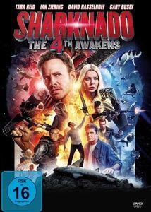 Sharknado: The 4th Awakens streaming