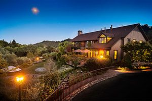 Top 10 US B&B of 2013 | Wine Country Inn - Saint Helena, CA