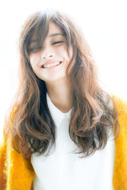 布瀬久美子☆秋ロングウェーブ - ヘアカタログ|シュワルツコフ オンライン