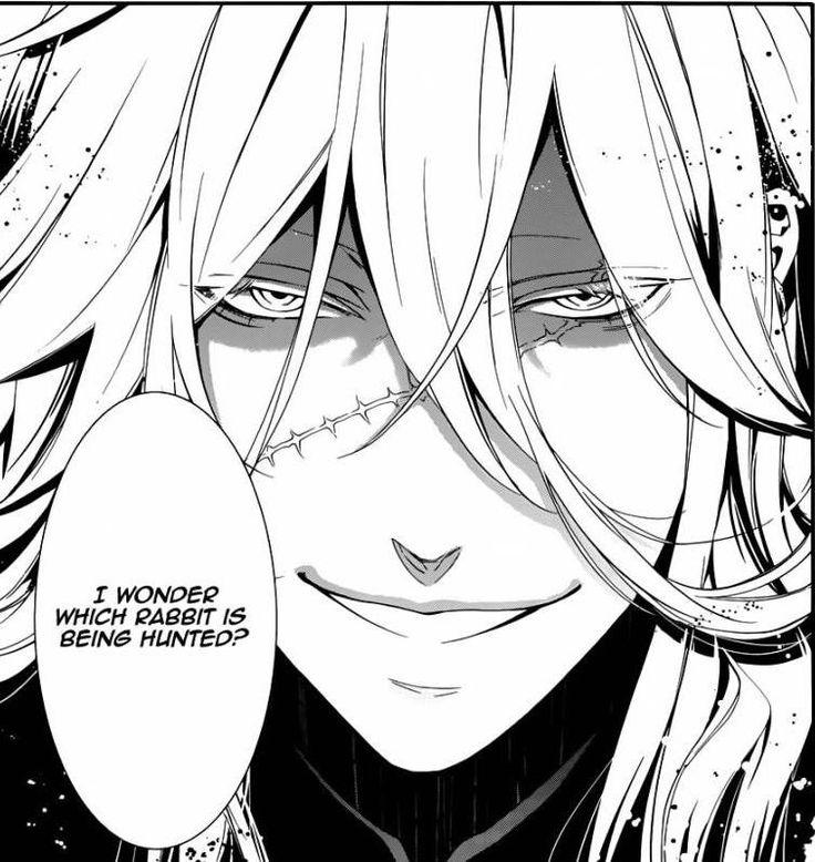 Kuroshitsuji Undertaker Eyes 44989