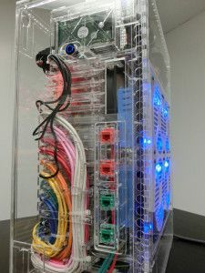 raspberry pi computing cluster.