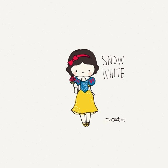 Little Snow White.catplusmouse