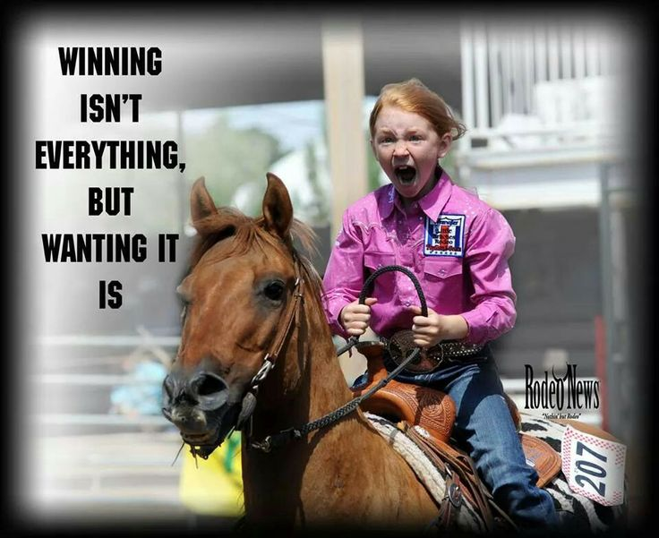 294 Best Images About •Barrel Racing Quotes• On Pinterest