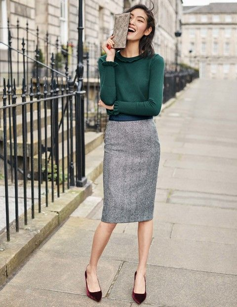 7ca2155b95 outfit ideas for women work   Fashion for M.O.M. in 2019   Pencil ...