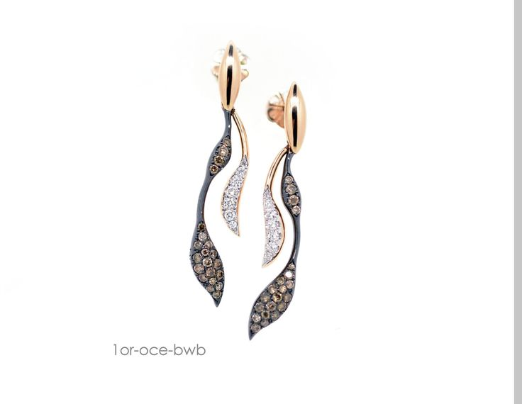 Earrings from Talento Italiano Ocean collection