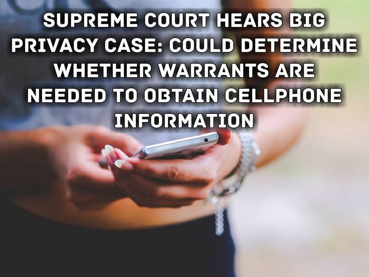 """#tech #technology #news #breakingnewshttps://goo.gl/PqtUyP -------------------------------------------------------------------------------- """"The U.S. Supreme Court is set to consider a major cellphone privacy case later this month but leading players in the wireless industry that is at the center of the closely watched dispute are keeping their distance. The case to be heard by the justices on Nov. 29 involves whether a warrant is required for authorities to obtain cellphone location…"""