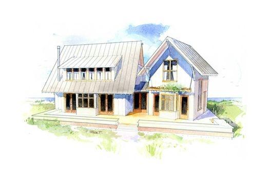 Guest House Front Elevation : Best cottages by architect peter brachvogel images on