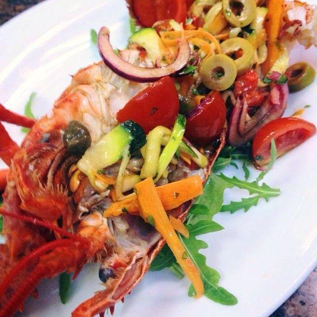Astice alla catalana: una delizia! #asticeallacatalana#astice#lobster#pesce#pescefresco#milano#ristorantepesce#fish#cibo#food#instafood#instapic#yummy#lovefood