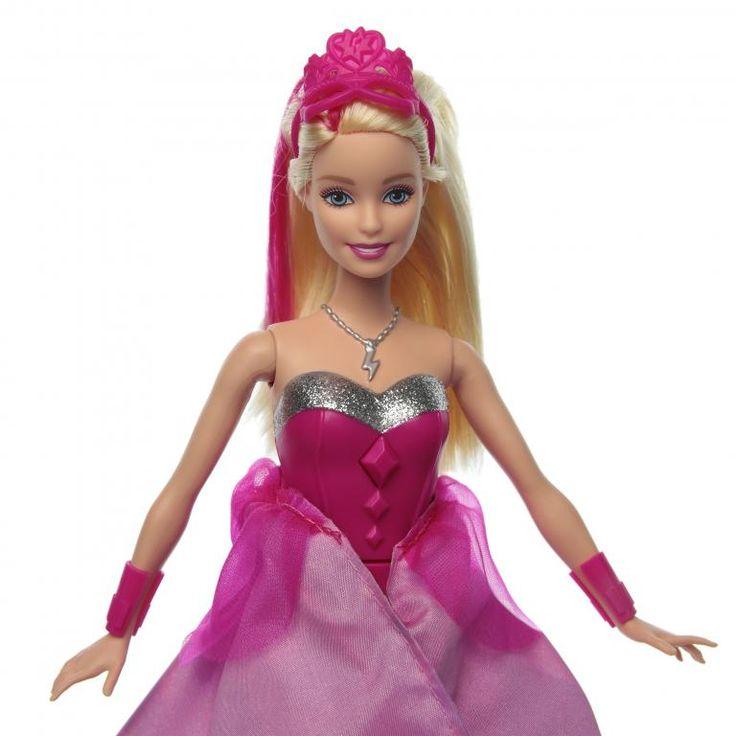 Barbie Super Księżniczka Filmowa CDY61 (5381024707) - Allegro.pl - Więcej niż aukcje.