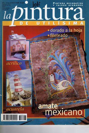 pintura utilisima nº7 - roartes02 - Picasa Web Albums...FREE BOOK!!
