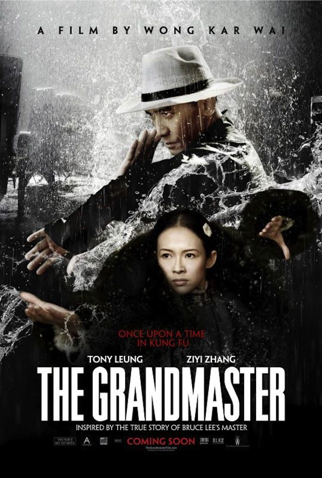 """The Grandmaster"" (2013) -- Just saw this movie and it's magnificent. How come nobody talked about it?"