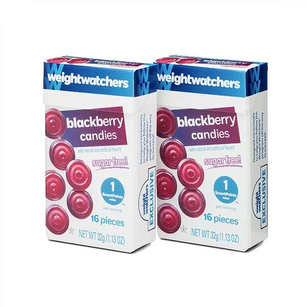 Image for Blackberry Sugar Free Candies Duo Pack from WeightWatchers.com: Online Store