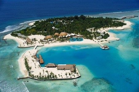 Maldive - Kaafu Atoll - Holiday Inn Resort Kandooma 4*