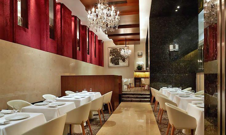 Interior of Les Amis. © Les Amis - See more at: http://theartofplating.com/editorial/destination-guide-singapore-restaurants/
