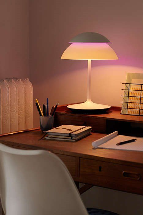 Philips Hue Lampa stołowa LED Beyond 7120231PH : System Hue LED - Nowość : Sklep internetowy Elektromag Lighting #HUE #smartlighting