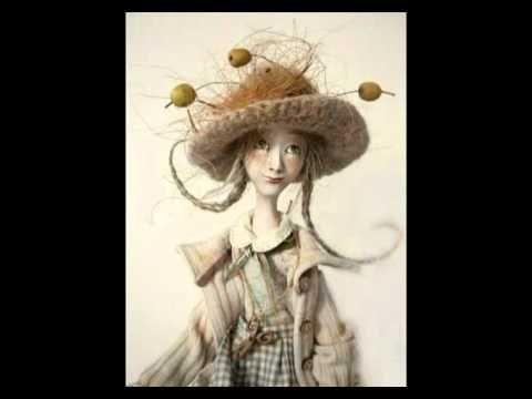 10 art dolls by Anna Zueva