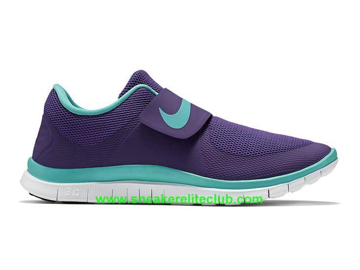 Nike Free Socfly Chaussure De Course Pas Cher Pour Homme Pourpre Bleu 724851-500-1603192050 - Chaussure Nike BasketBall Magasin Pas Cher En Ligne!