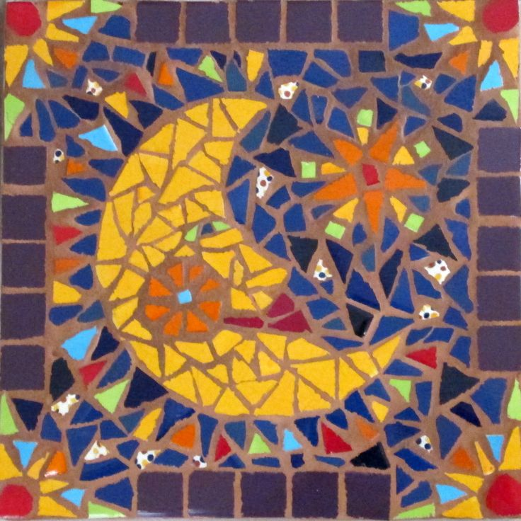 Pique Assiette Amp Tile Mosaics By Mary Ann A Collection Of