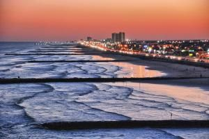 Want to rent a house for a Galveston Vacation?  This is the best!!  You can check out the entire house online plus my buddy is the manager.  How's that for a recommendation!   Galveston Beach House Rentals Vacation Rentals | Vacasa