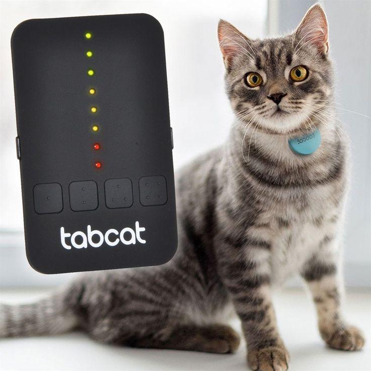 Loc8tor TabCat Pet Ortungsgerät Katzen Hunde Suchgerät Ortung Katze Kleintiere