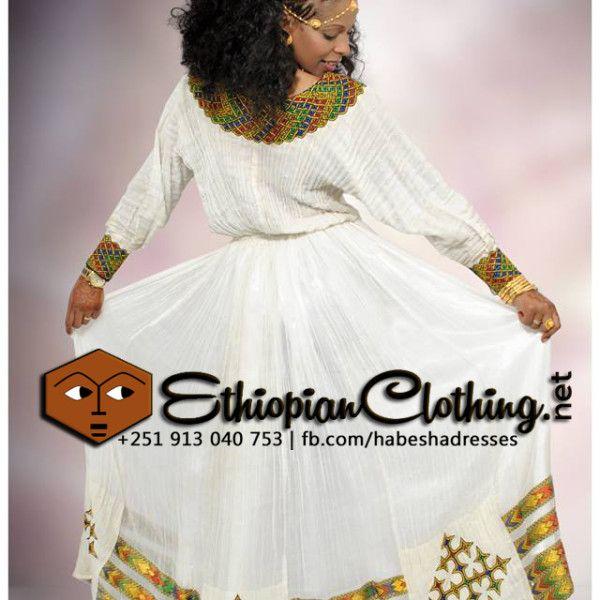 Habesha Wedding Dress Ethiopian Wedding Eritreanwedding Habeshawedding