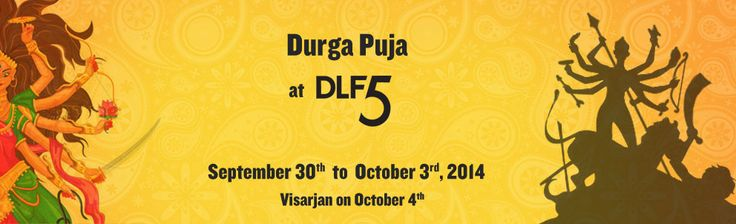 Celebrate Durga Puja from September 30th to October 3rd, with the visarjan on the 4th.  For more details or to participate, visit the link.  #Durga #Puja #Navratri