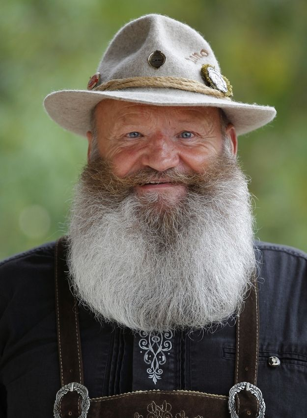 OMG I JUST LOVE HIIIIIIIIIIIIIIIM / The 25 Best Pictures From The 2012 World Beard And Mustache Championship
