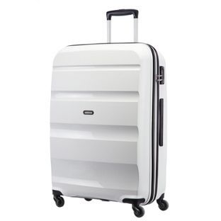 Buy American Tourister Bon Air Spinner Large Suitcase - White at Argos.co.uk, visit Argos.co.uk to shop online for Suitcases