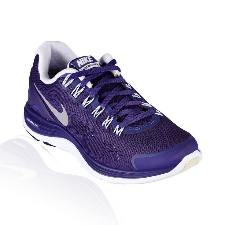 Nike Lunarglide 4+ Night Blue/Reflect Silver/PLST Purple