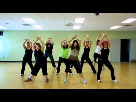 love this song! This zumba dance is a good one, too. Rabiosa~ Shakira feat. Pitbull GRDanceFitness