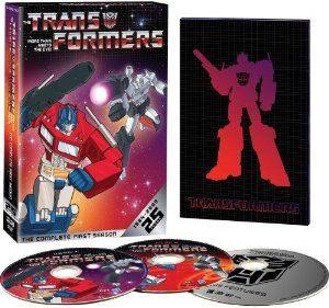 Transformers: The Complete First Season (25th Anniversary Edition): Peter Cullen, Frank Welker, Chris Latta, Corey Burton, John Walker: Movies & TV
