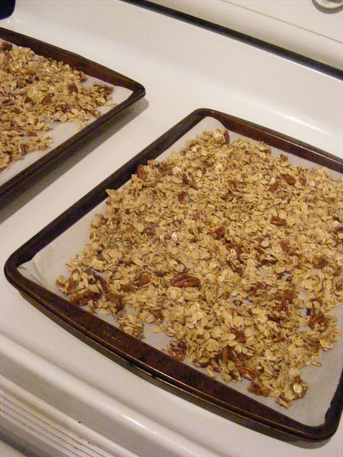 Maple Pecan Granola bar | Pecans | Pinterest