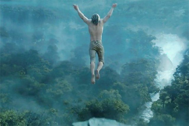 Alexander Skarsgård in The Legend of Tarzan (2016)