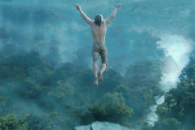 Alexander Skarsgård in The Legend of Tarzan (2016)