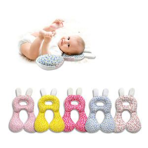 Newborn-Baby-Infant-Anti-Roll-Neck-Pillow-Prevent-Flat-Head-Cushion-Positioner