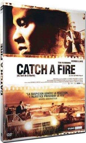 "AUDIO LANGUAGE: English + Français >Film d'action et de résistance anti-coloniales et anti-apartheid: ""CATCH A FIRE"". Casting : Derek Luke, Mncedisi Shabangu, Tumisho K. Masha, Sithembiso Khumalo Tim Robbins, Bonnie Henna, A-FREE-CAN.COM: ""De l'Amour et de la Lutte. Basé sur une histoire vraie de Patrick CHAMUSSO. Film très important. Témoignage majeur de la lutte de libération menée par nos ainés (pères et mères)."