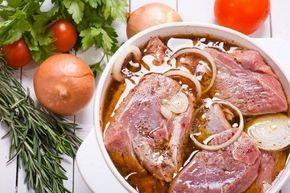 шеф-повар Одноклассники: Маринады для шашлыка: ТОП-5 рецептов