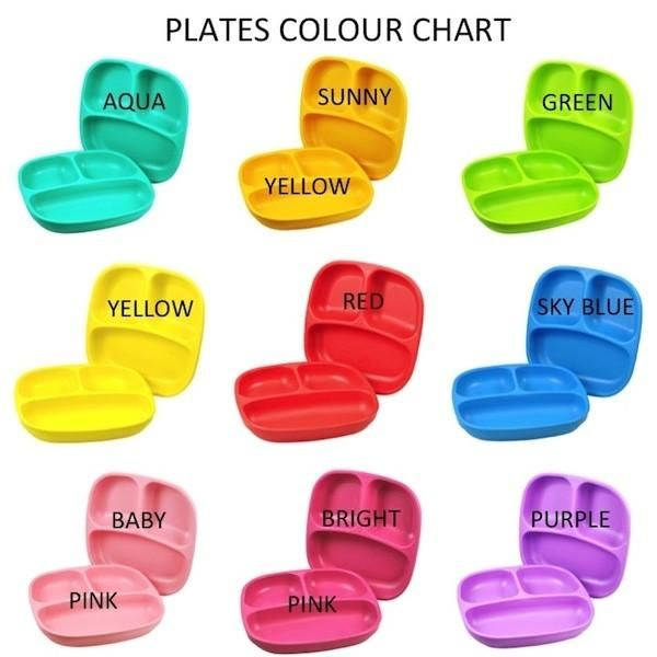 A wonderful product from start to finish, the Replay Divided plate is one of the most adored pieces of dinnerware in the Replay Recycled range. Many parents fin