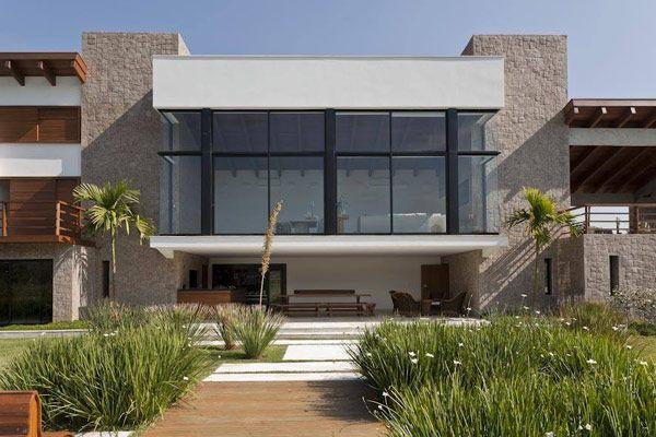 Entradas de casas modernas buscar con google driveways - Entradas de casas modernas ...