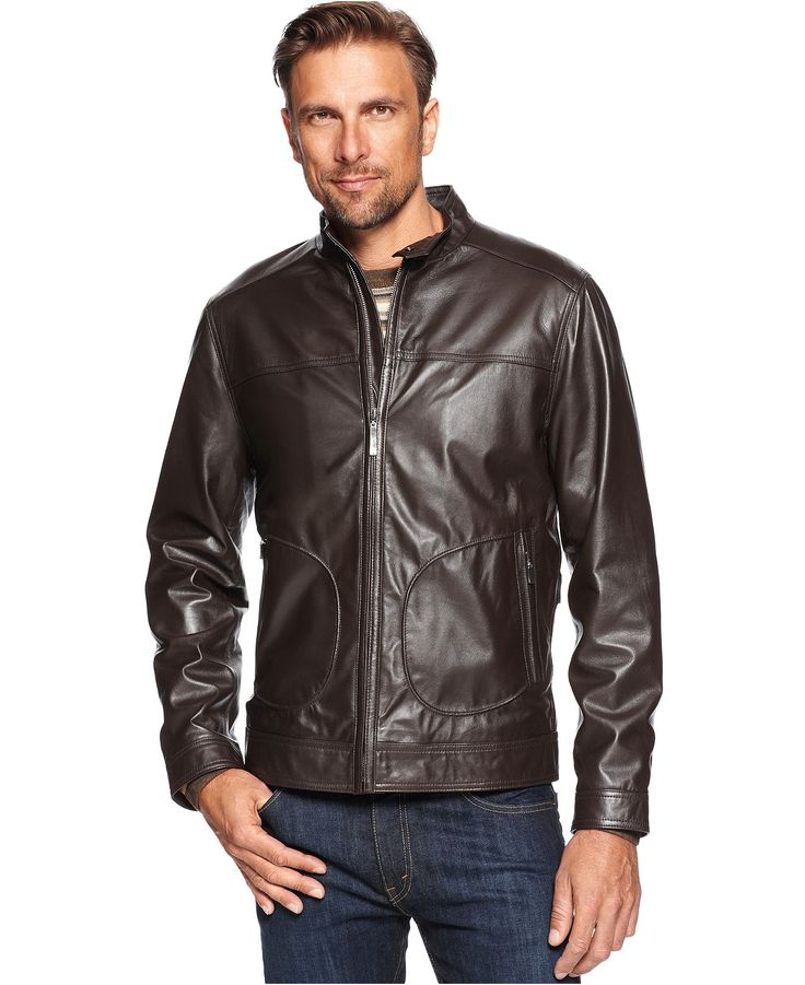 17 Best images about Men's leather jackets on Pinterest | Shops ...