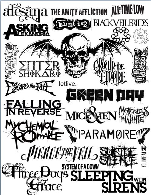 These bands are amazing