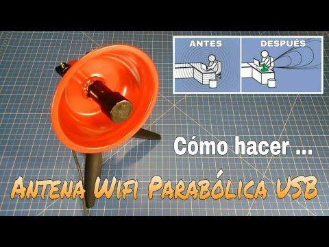 ANTENA CASERA HD en 1 minuto - YouTube