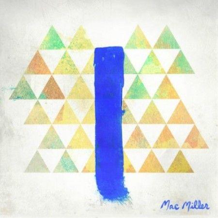Mac Miller. Album Cover: Blue Side Park