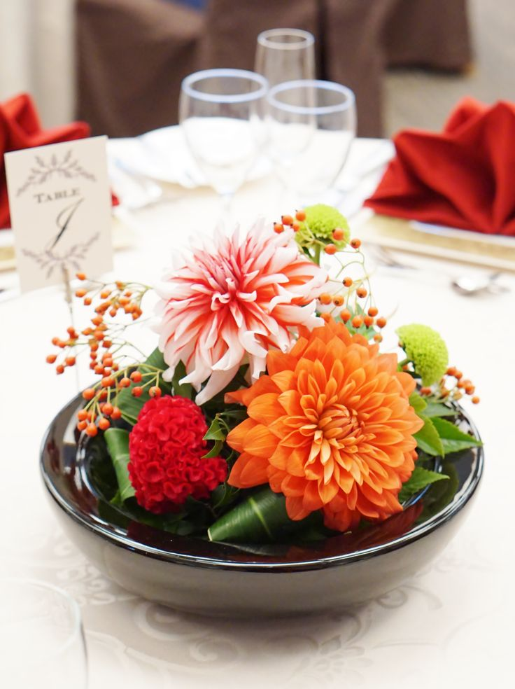 #novarese#VressetRose #Wedding #japanese #Guest table #table #Flower #Bridal # ブレスエットロゼ #ウエディング# 和風 #和装 #ダリア# ゲストテーブル#トーション #テーブル # 花#テーブルコーディネート# ダリア#ブライダル#結婚式