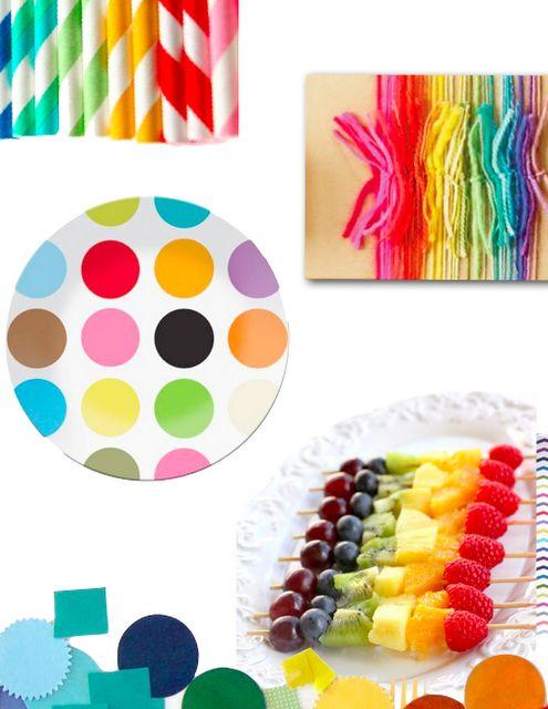 Fruit shishkabobs rainbow!!!: Party Animals, Birthday Theme, Fruit Cabobs, Rainbow Birthday, Bright Colors, Fruit Kabob, Party Ideas, Birthday Birthdays And Parties, Birthday Party
