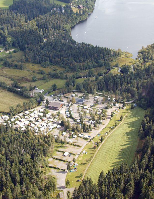 Camping Bankenhof nabij de Titisee
