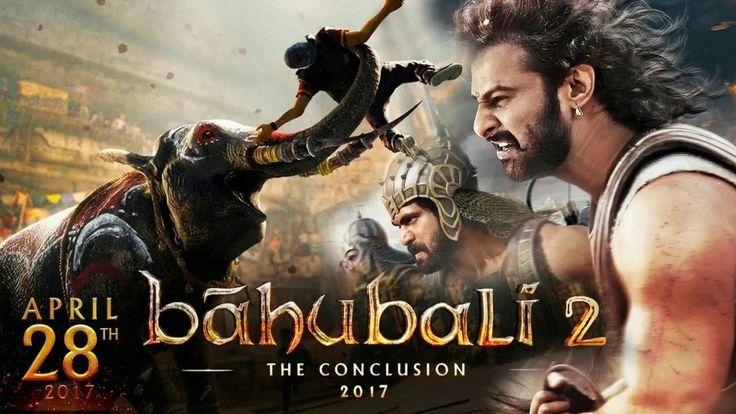 Bahubali 2: The Conclusion Official Trailer 2017 | Prabhas, Rana Duggaba...