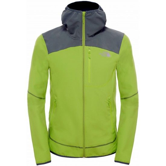 THE NORTH FACE New Summer Softshell Hoodie férfi kabát