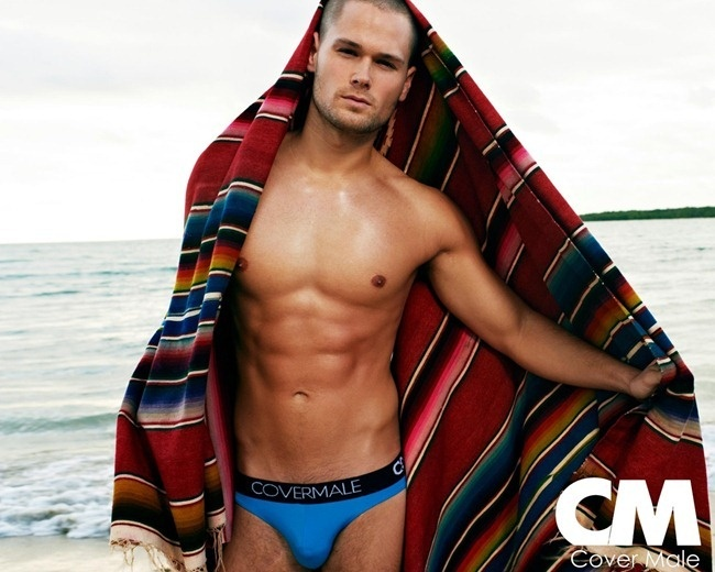 CAMPAIGN: TODD FINLAY FOR COVER MALE UNDERWEAR 2012